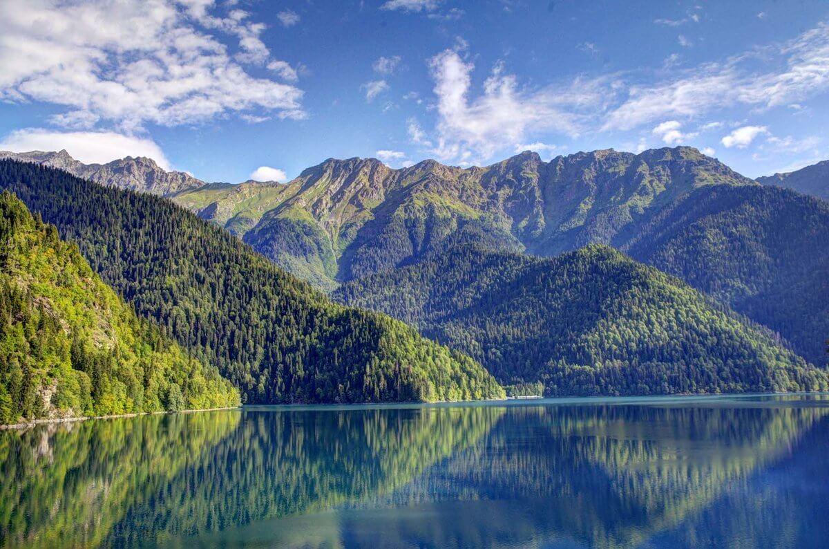 Абхазия для россиян без визы