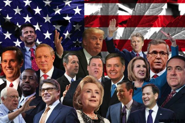 Выборы в США 2016