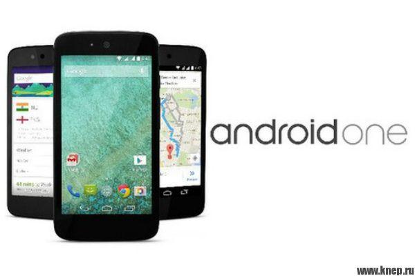 Смартфоны на Android One будут дорабатывать