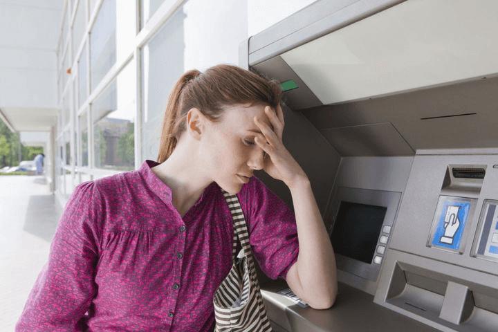 Банкомат списал деньги, но не выдал наличные
