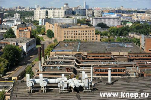 Территория завода Зил в Москве будет перестроена