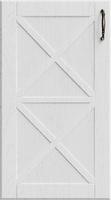 Белый декор