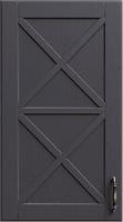 Темно-серый декор