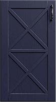 Темно-синий декор