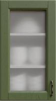 Темно-зеленый витрина