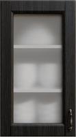 Темно-коричневый витрина