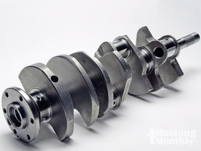 Кривошипно-шатунный механизм