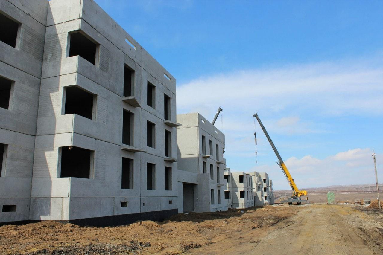 Крупное панельное домостроение