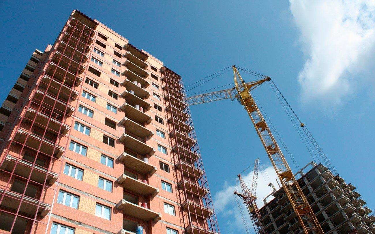 Механизация строительного процесса