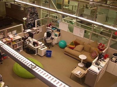 Фото офис компании Google