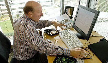 Фото офис компании Microsoft