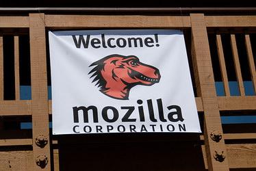 Фото офис компании Mozilla