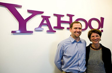 Фото офис компании Yahoo