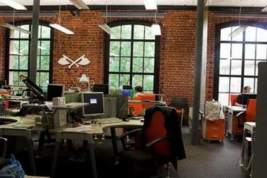 Фото офис компании Яндекс