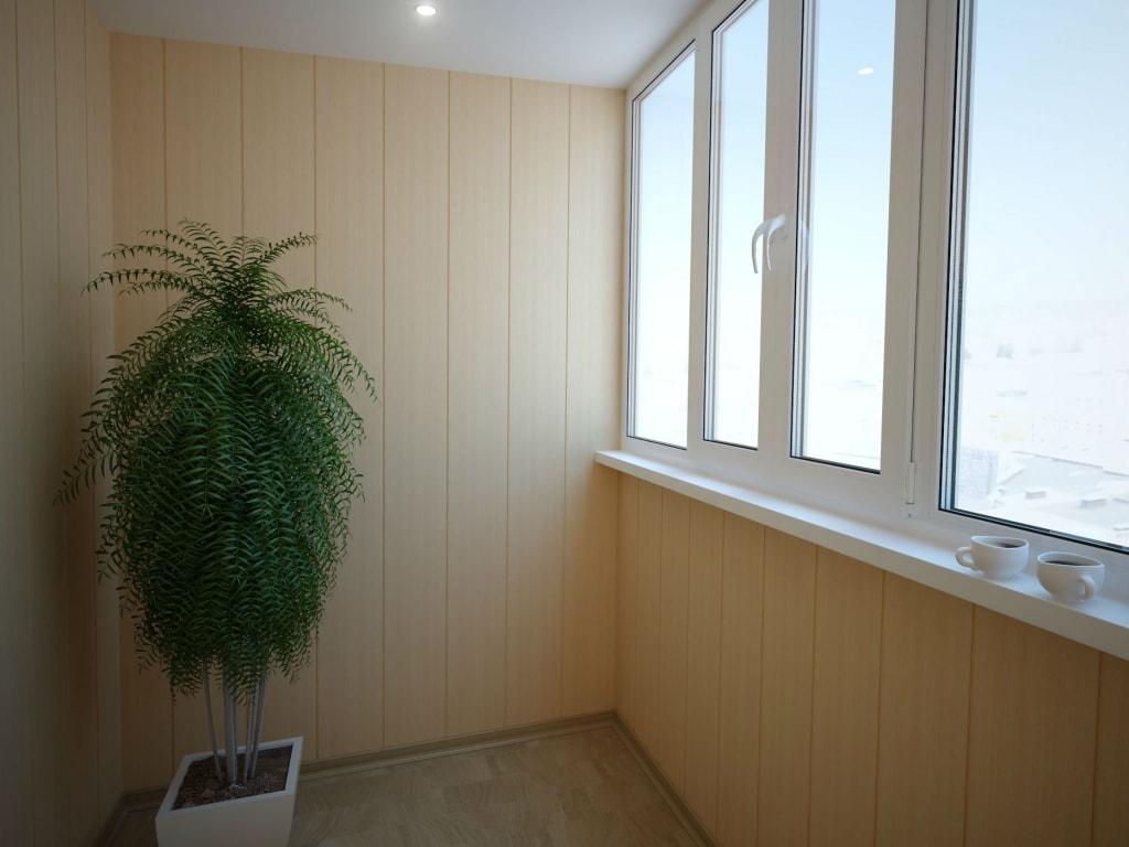 Починка балкона