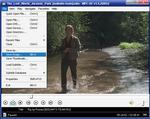 Сделать скриншот с помощью Media Player Classic