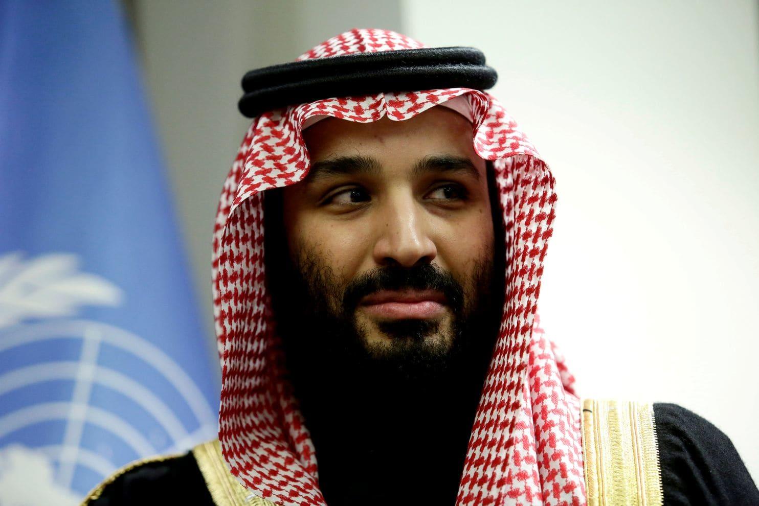 принц Саудовской Аравии Мухаммед бен Сальман Аль Сауд