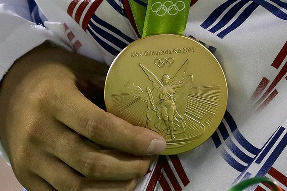 Серебряная медаль Рио может стать золотой
