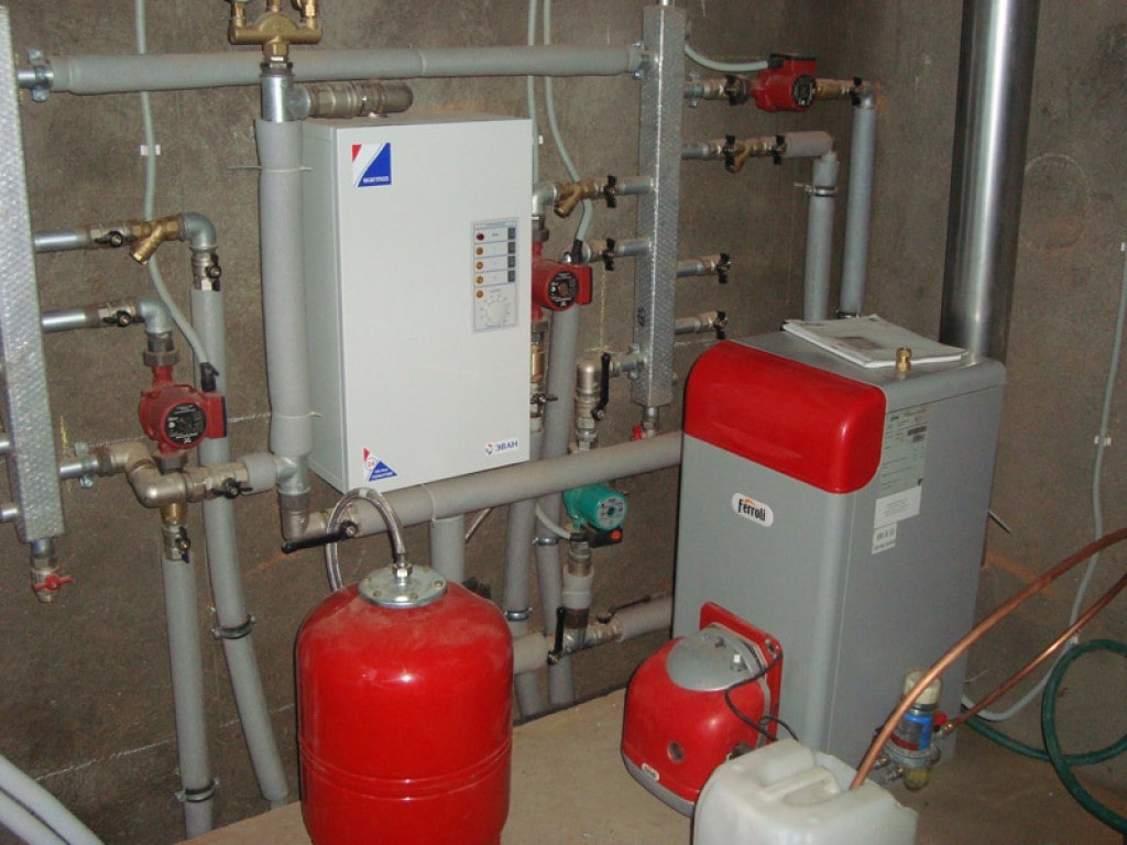 Системы отопления