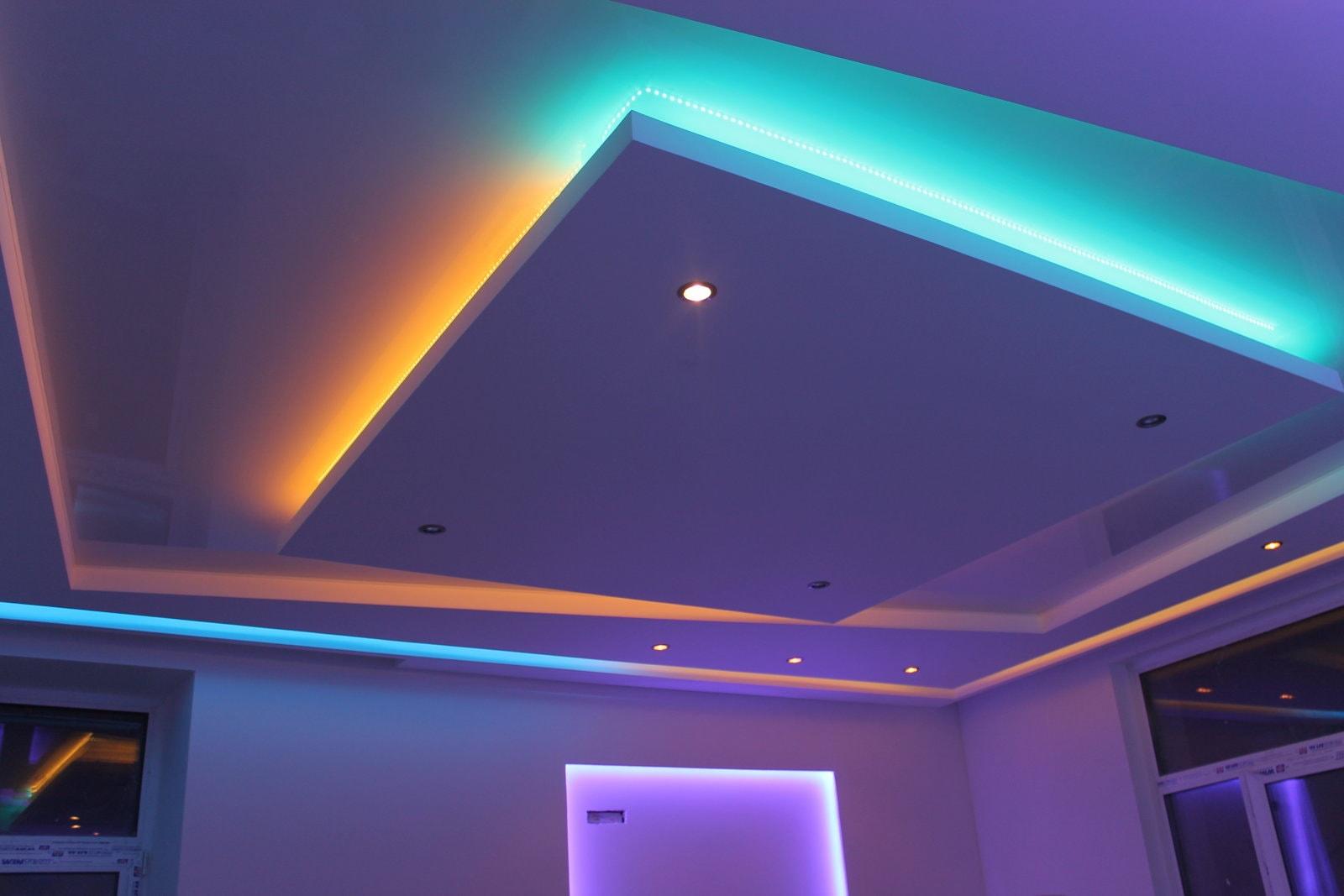 Светодиодное освещение квартиры своими руками