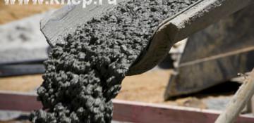 Состав тяжелого бетона