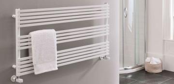 Порядок установки полотенцесушителя в ванной комнате