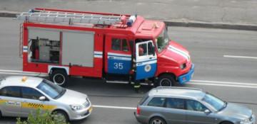 Сгорел автомобиль в Минске на ул. Громова 46 - 22.07.2016