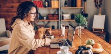 Минусы заработка в интернете