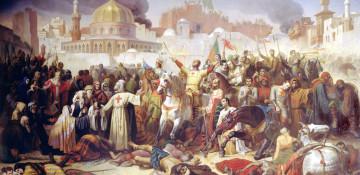Крестовые походы обещали прощение грехов, если убивать ради Христа