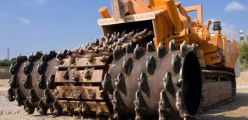 Какие бывают землеройные машины