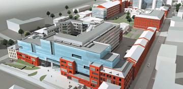 Конструктивные элементы промышленного здания