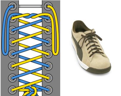 Украинская шнуровка