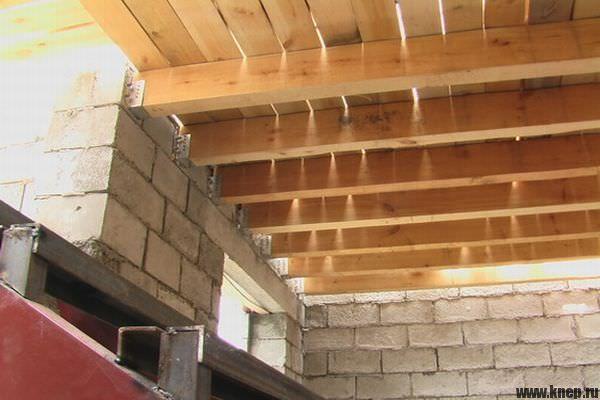 Как выполняется утепление плиты межэтажного перекрытия